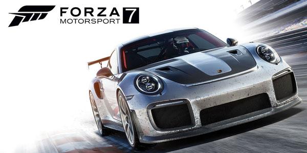 Forza Motorsport 7 est disponible sur Xbox One et Windows 10 !