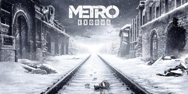 Metro Exodus sera disponible le 22 février 2019 !