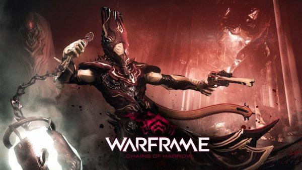 Warframe Chains of Harrow,