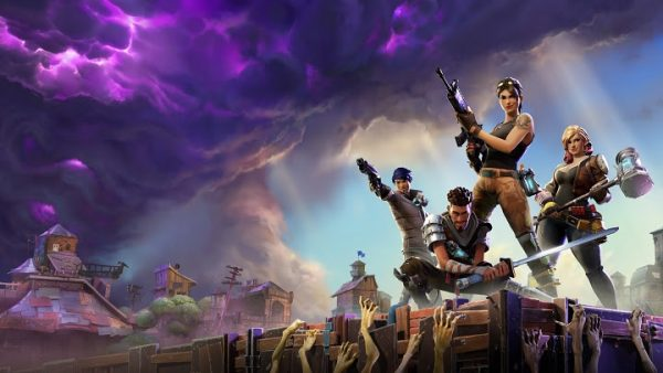 Le mode Battle Royale de Fortnite est disponible !