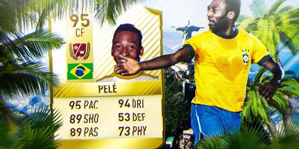 FIFA 17 FUT PELE