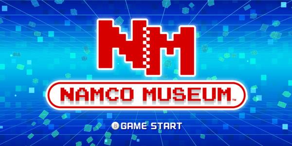 Namco Museum débarque sur Nintendo Switch !