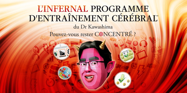 L'INFERNAL PROGRAMME D'ENTRAÎNEMENT CÉRÉBRAL DU DR KAWASHIMA