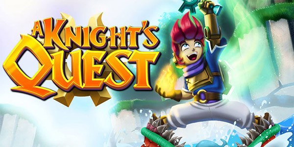 A Knight's Quest arrive cet automne