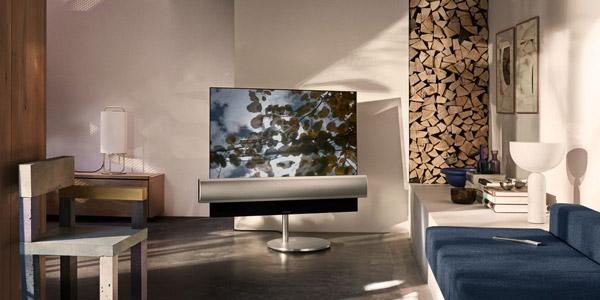 BeovisionEclipse TV LG avec Bang & Olufsen