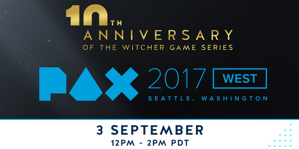 The Witcher PAX West