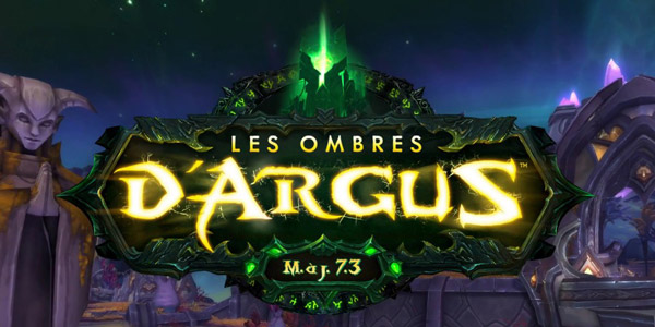 World of Warcraft Les ombres d'Argus