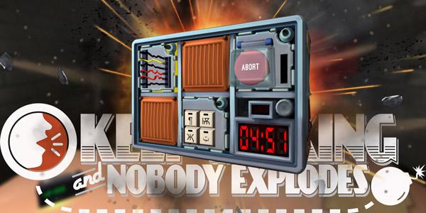 No Box – Aiekillu découvre Keep Talking and Nobody Explodes !