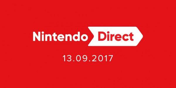 Diffusion d'un nouveau Nintendo Direct ce mercredi !