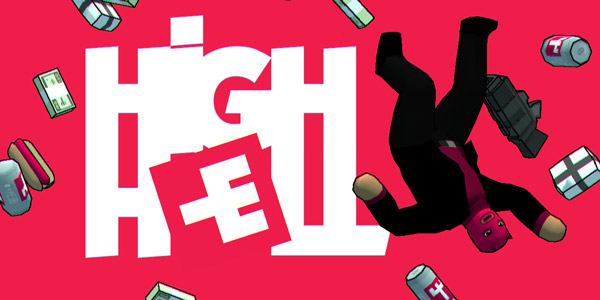 High Hell Key Art