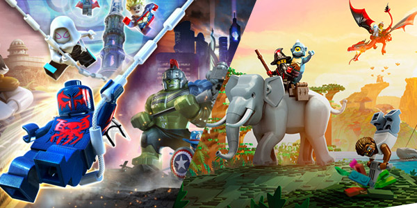 Gamescom / Preview – On a joué à LEGO Marvel Super Heroes 2 et LEGO Worlds Switch !