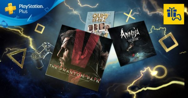 PS Plus octobre 2017 PlayStation Plus