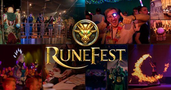Runefest 2017 News