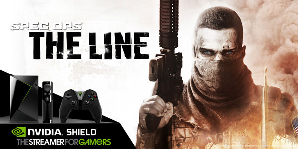 Spec Ops: The Line arrive sur la NVIDIA SHIELD TV