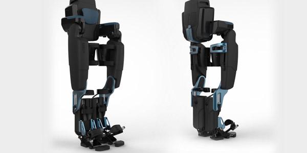 Wandercraft exosquelette