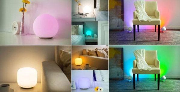 wiz et idual illuminent le salon maison objets 2017. Black Bedroom Furniture Sets. Home Design Ideas