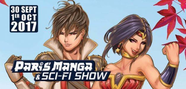 Paris Manga 24e - 2017