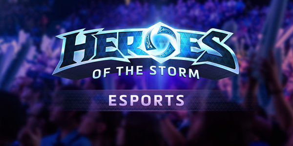 Heroes of the Storm HGC Esport
