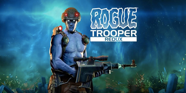 "Rogue Trooper Redux – Le trailer ""101"" présente du gameplay !"