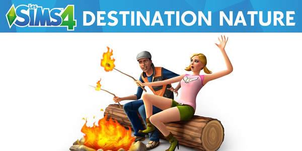 Sims 4 - Destination Nature