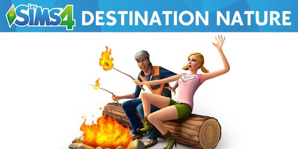 Sims 4 - Destination Nature
