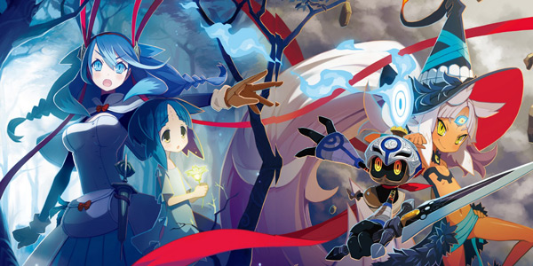The Witch and the Hundred Knight 2 est annoncé pour 2018 !