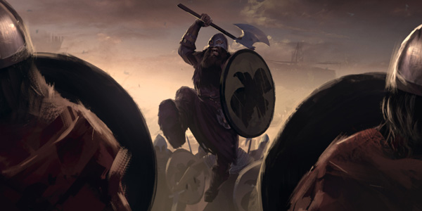 A Total War Saga : Thrones of Britannia sortira le 19 avril !