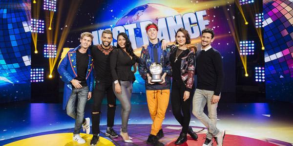 Jordan Boury est le nouveau champion de France de Just Dance !