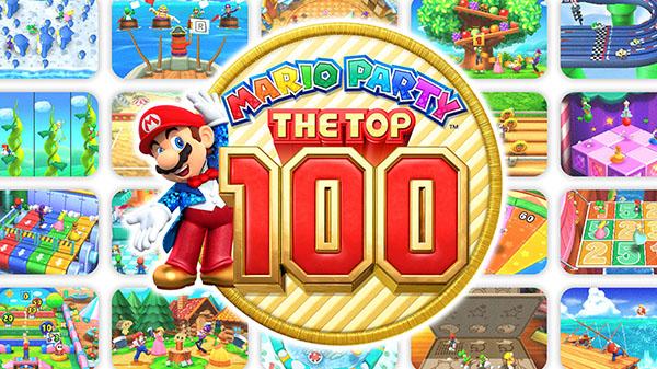 Mario Party : The Top 100 sort le 22 décembre sur Nintendo 3DS !