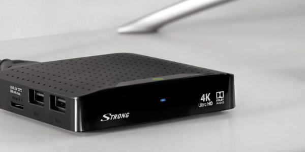 SRT 2022 - Strong box IP Android