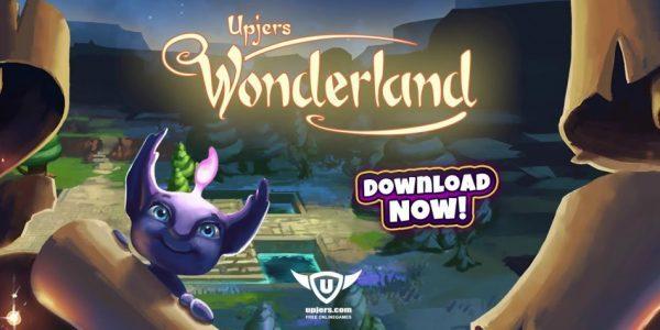 Upjers Wonderland
