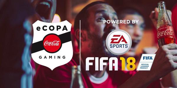 eCOPA Coca-Cola FIFA 18