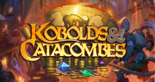 Hearthstone - Kobolds & Catacombes Extension