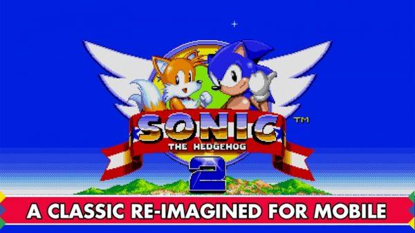 Sonic 2 SEGA Forever
