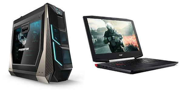 Acer Predator 2017 - 2018
