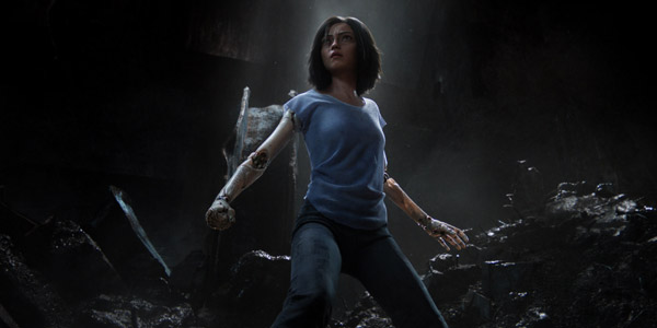 Alita Battle Angel Alita : Battle Angel