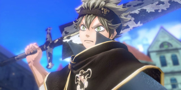 Black Clover Quartet Knights est disponible !
