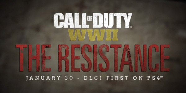 Call of duty: WWII - The Resistance