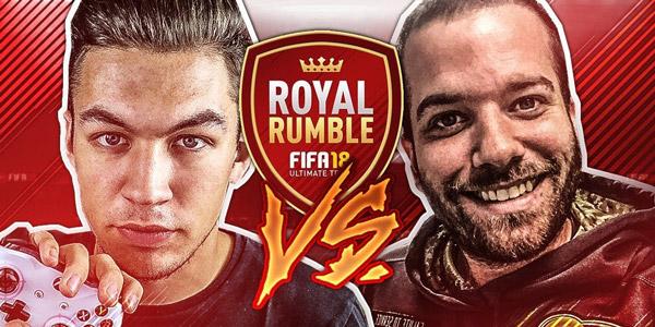 FIFA 18 Royal Rumble Psyko17 vs AF5