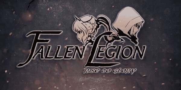 Fallen Legion: Rise to Glory est disponible sur Switch !
