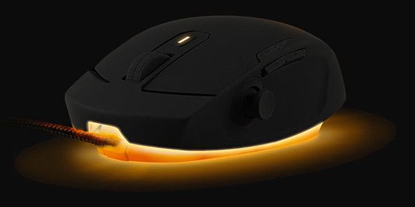 CES 2018 – Élevez votre niveau de jeu avec la souris Lexip !