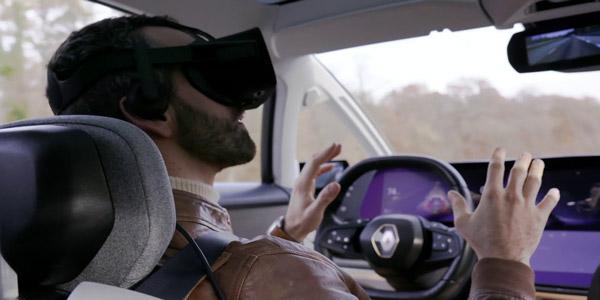VR - Ubisoft x Groupe Renault