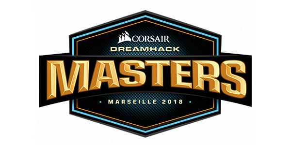 DreamHack Masters CORSAIR