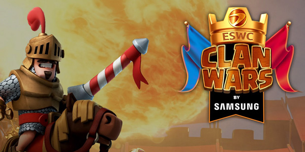 ESWC Clan Wars by Samsung