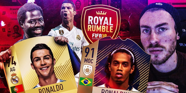 FIFA 18 Royal Rumble 2 AxoSkill VS Brak2K