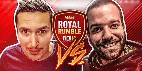 FIFA 18 - Royal Rumble - Psyko17 VS Bennnzz