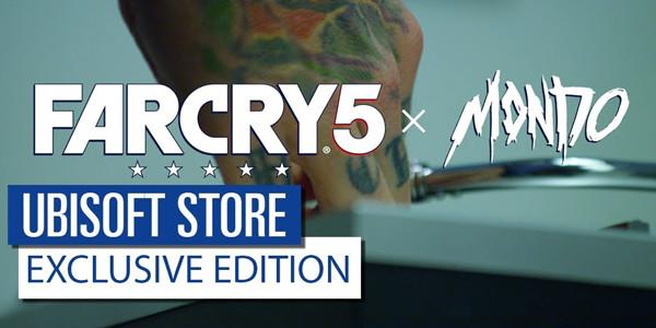 Far Cry 5 x Mondo