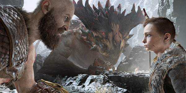 Preview – On a joué à God Of War sur PS4 Pro !