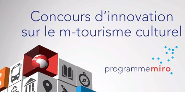Miro in Cube – 1er concours d'innovation du tourisme et de la mobilité !
