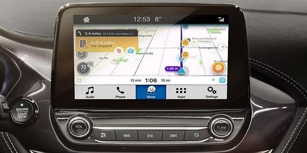 Waze débarque sur les écrans des véhicules Ford !